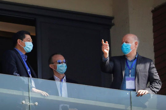 Chuyên gia người Việt cùng phái đoàn WHO đến bệnh viện đầu tiên báo cáo coronavirus ở Vũ Hán