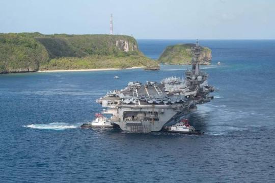'Máy bay Trung Quốc chẳng gây ra mối đe dọa gì với tàu sân bay Mỹ ở Biển Đông'