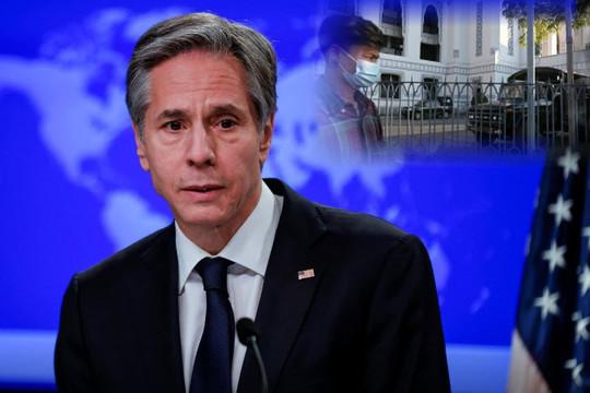 Chính quyền Biden kêu gọi quân đội Myanmar thả bà Suu Kyi, dọa trừng phạt Tổng tư lệnh Min Aung Hlaing