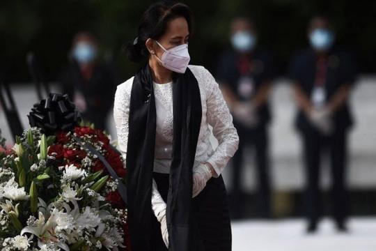 Nhà lãnh đạo và Tổng thống Myanmar bị quân đội bắt giữ trong cuộc đột kích