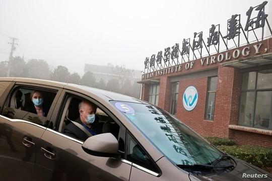 Chuyên gia WHO tới phòng thí nghiệm Vũ Hán điều tra nguồn gốc COVID-19