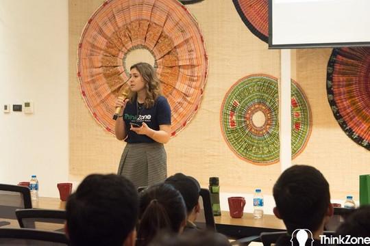 'Tăng tốc khởi nghiệp' và tạo động lực cho sinh viên khởi nghiệp sáng tạo