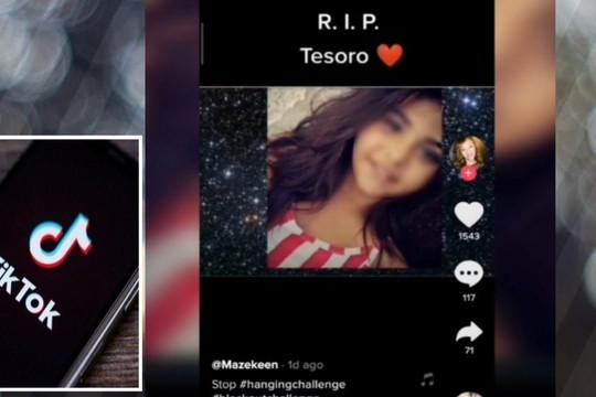 TikTok chặn tất cả người dùng Ý dưới 13 tuổi sau cái chết của bé gái tham gia thử thách ngạt thở