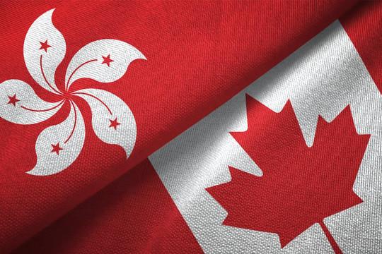 Sau vụ áo in hình dơi Vũ Hán, Canada giúp nhiều sinh viên Hồng Kông thoát Trung Quốc