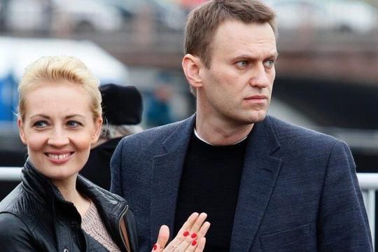 Các chính trị gia Nga ký thư đòi ông Putin có trách nhiệm với tính mạng Alexei Navalny