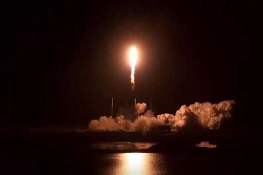 SpaceX lập kỷ lục tái sử dụng tên lửa Falcon 9
