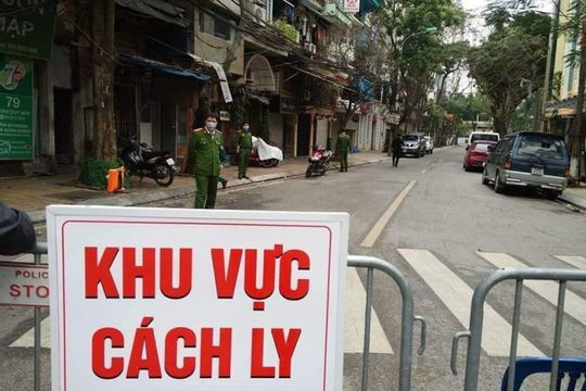 Thêm 19 ca mắc COVID-19 ở Hà Nội, Hải Dương, Quảng Ninh, Điện Biên, Hà Giang
