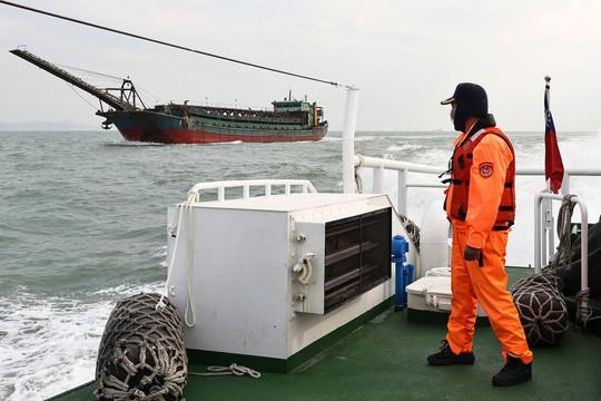 Trung Quốc dùng vũ khí mới trong chiến thuật vùng xám, Đài Loan tuần tra ngày đêm để xua đuổi