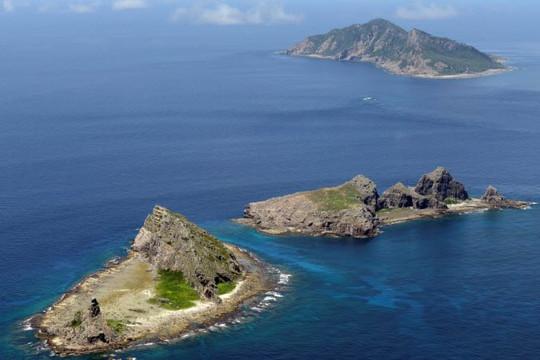2 tàu Trung Quốc xâm nhập vùng biển Nhật Bản lần đầu sau khi luật hải cảnh có hiệu lực