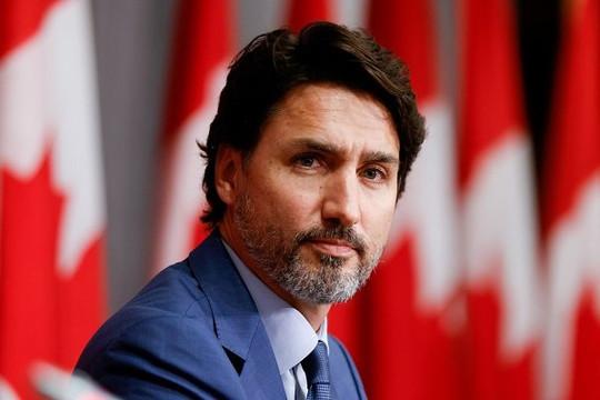 Nghệ sĩ Trung Quốc vẽ hình chế giễu Thủ tướng Canada