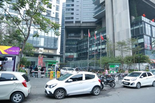 Phong tỏa 2 tòa nhà ở 99 Trần Bình, Cầu Giấy vì bệnh nhân không khai báo trung thực