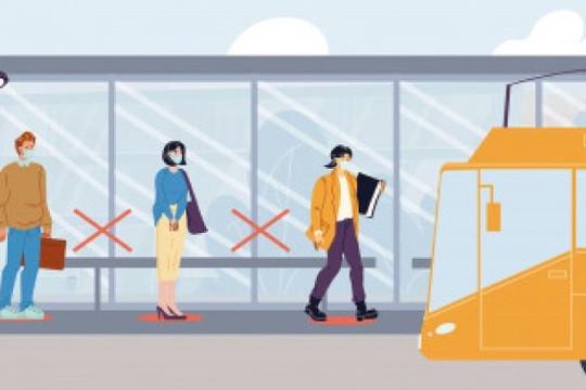 Quảng Ninh dừng hoạt động vận tải hành khách liên tỉnh từ 6 giờ ngày 8.2