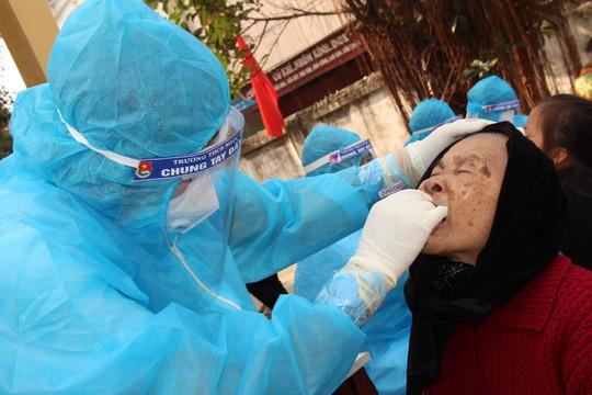 Sáng 9.2, thêm 3 ca mắc COVID-19 ở ổ dịch Đông Triều- Quảng Ninh