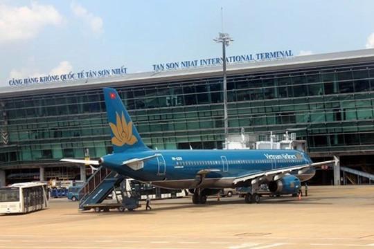 Thêm 2 nhân viên sân bay Tân Sơn Nhất dương tính với SARS-CoV-2: 1 người của Vietnam Airlines