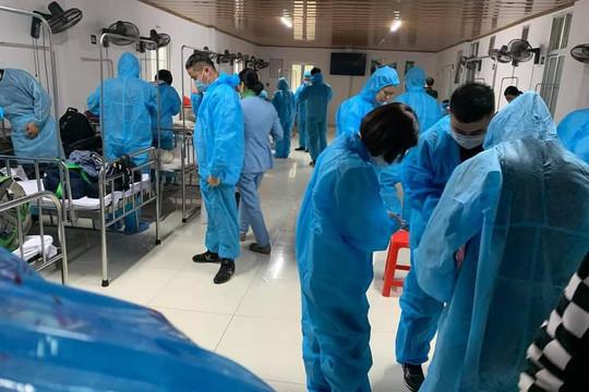 Hưng Yên thông báo khẩn tìm người từng đến các địa điểm liên quan 2 bệnh nhân COVID-19