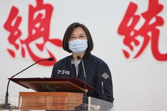 Trung Quốc từ chối đối thoại, lãnh đạo Đài Loan nhắn người Hồng Kông 'giữ vững niềm tin, đừng bỏ cuộc'