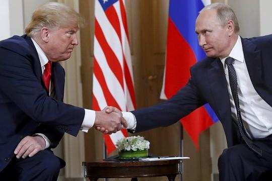 Biden có thể xem ghi chép nội dung điện đàm Trump - Putin