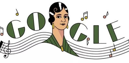 Chân dung nữ soạn nhạc được Google vinh danh trong ngày 11.2