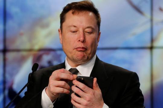 Tỉ phú Elon Musk lại nhắc đến Dogecoin