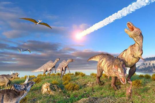 Phát hiện mới về sự tuyệt chủng của loài khủng long