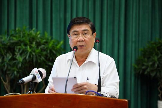 Chủ tịch Nguyễn Thành Phong: TP.HCM đã kiểm soát được dịch COVID-19