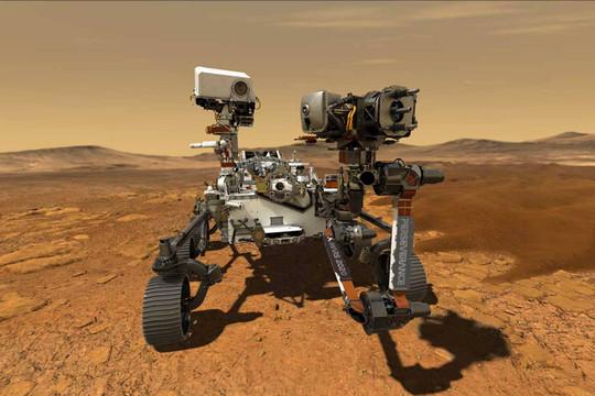 Vì sao tàu thăm dò NASA hạ cánh xuống sao Hỏa như lập kỳ tích?