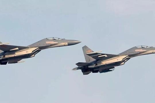 Đài Loan bổ nhiệm tân lãnh đạo cơ quan phòng vệ do Mỹ đào tạo, Trung Quốc điều 8 chiến đấu cơ đe dọa