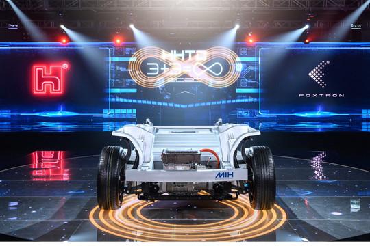 Tham vọng với ô tô điện của hãng lắp ráp iPhone hàng đầu: Liên minh hơn 700 công ty