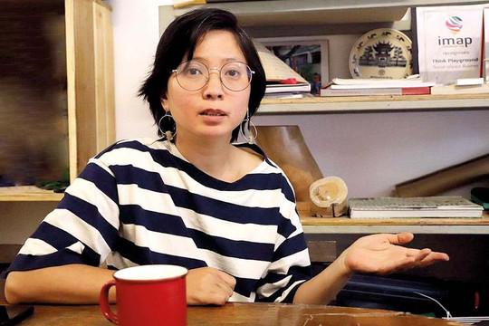Tâm nguyện của nữ kiến trúc sư Việt giành lại sân chơi cho trẻ