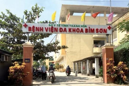 Thợ hút cát về từ TP.HCM sốt cao và tử vong, bệnh viện ở Thanh Hóa bị phong tỏa