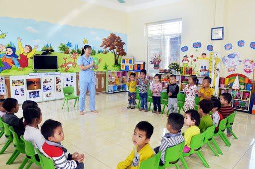 Hải Dương yêu cầu không dạy trực tuyến cho trẻ mầm non