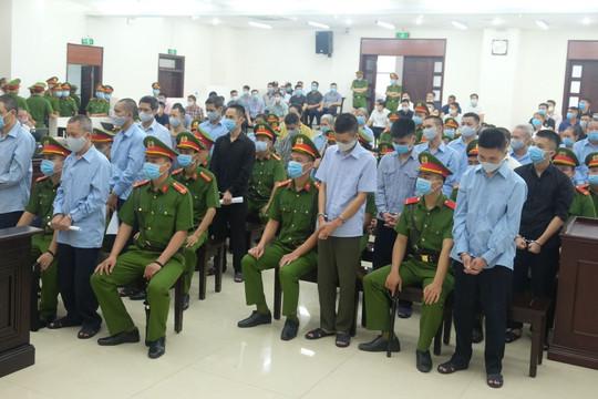 Xét xử phúc thẩm vụ án xảy ra tại Đồng Tâm vào tháng 3