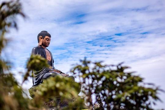 Đầu năm: Phật tử và du khách hoan hỉ tìm về Fansipan bái Phật, cầu an