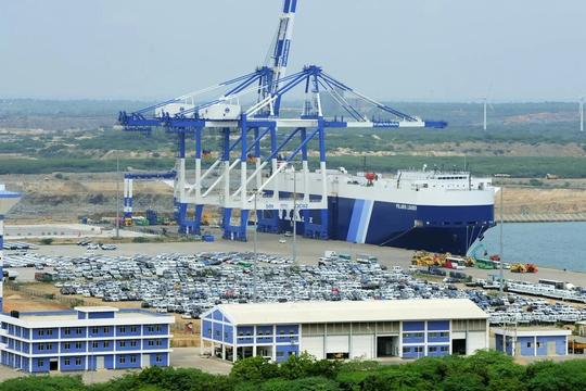 Vành đai và Con đường: Trung Quốc có thể thuê cảng Sri Lanka đến 198 năm