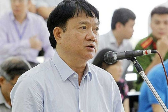 Chuẩn bị mở lại phiên tòa xét xử ông Đinh La Thăng trong vụ Ethanol Phú Thọ