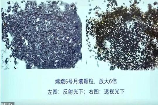 Chuyện ít biết các mẫu đất đá Mặt trăng đầu tiên Trung Quốc đưa về Trái đất sau hơn 45 năm