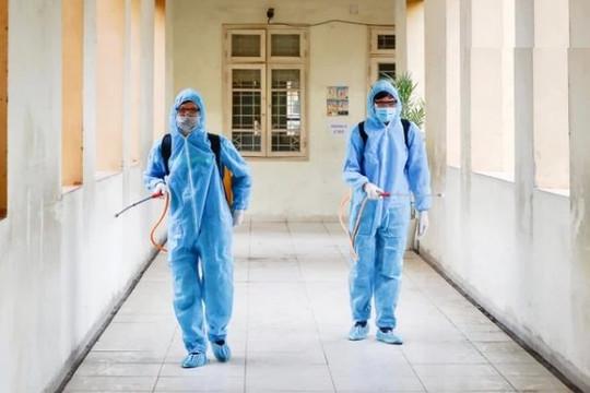 Hà Nội tổng vệ sinh đón học sinh quay trở lại sau thời gian nghỉ vì dịch COVID-19