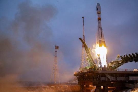 Nga phóng vệ tinh theo dõi khí hậu ở Bắc Cực