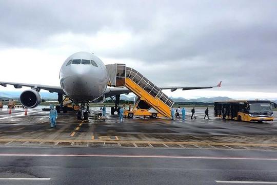 Sân bay Vân Đồn mở cửa lại từ ngày mai, Quảng Ninh chuyển sang trạng thái mới
