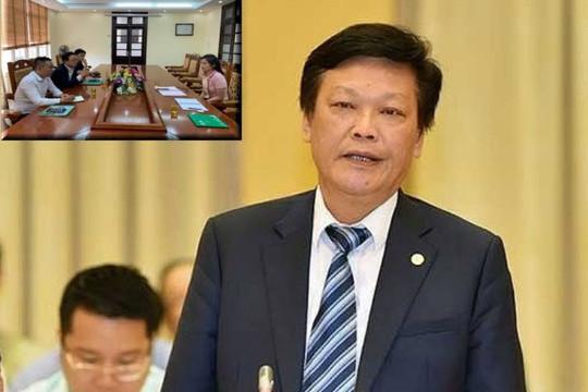 Chuyện bổ nhiệm bà Trần Huyền Trang làm Phó giám đốc Sở KH-ĐT: 'Chắc Bí thư Vĩnh Phúc rất cẩn thận'
