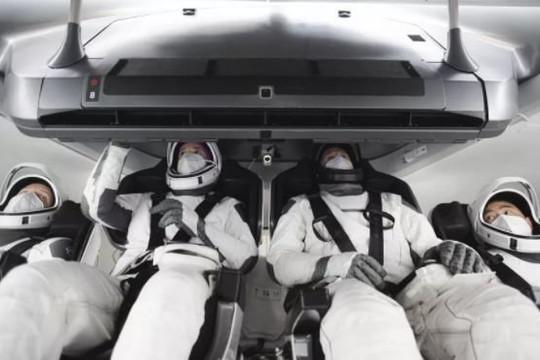 SpaceX tiếp tục đưa phi hành gia lên trạm ISS vào tháng tới