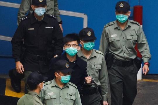 Tòa Hồng Kông cho tại ngoại 15 bị cáo nhưng tất cả vẫn tiếp tục bị giam giữ