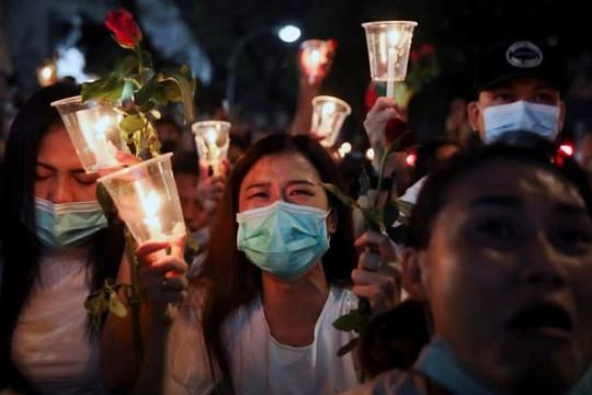 Myanmar trải qua đợt biểu tình đẫm máu nhất trong 20 năm