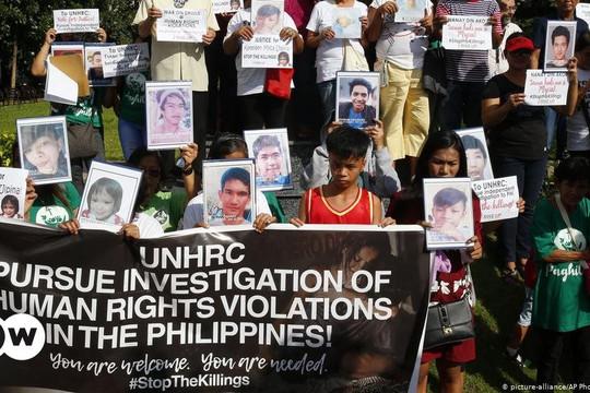 Cảnh sát Philippines giết 9 nhà hoạt động theo lệnh tổng thống, các nhóm nhân quyền phẫn nộ