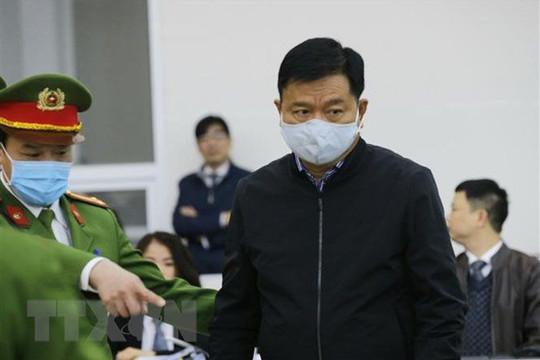 Mở lại phiên tòa xét xử ông Đinh La Thăng và Trịnh Xuân Thanh trong vụ Ethanol Phú Thọ