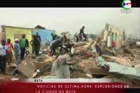 Ít nhất 20 người chết, 600 bị thương sau vụ nổ doanh trại quân đội, Tổng thống Guinea Xích Đạo hé lộ nguyên nhân