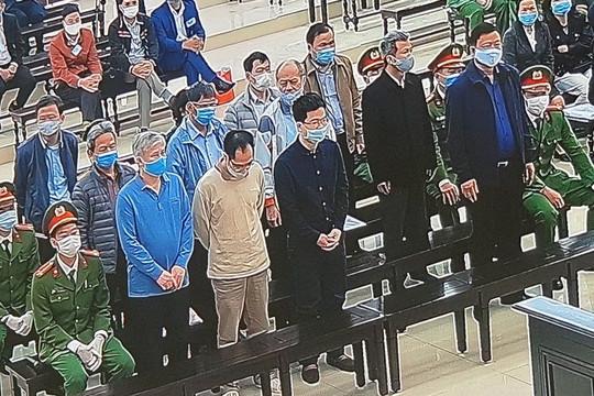 Bị cáo buộc 'gây hậu quả nghiêm trọng', các ông Đinh La Thăng, Trịnh Xuân Thanh tiếp tục hầu tòa