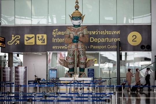 Thái Lan giảm thời gian cách ly cho người đã tiêm vắc xin COVID-19