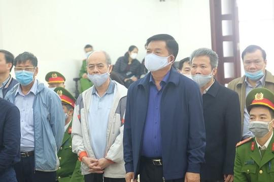 Vụ Ethanol Phú Thọ: VKS đề nghị tuyên Đinh La Thăng chịu 12-13 năm tù