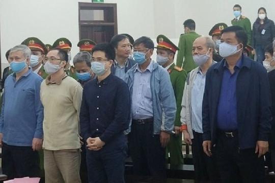 """Vụ Ethanol Phú Thọ: VKS phản bác phần bào chữa của Đinh La Thăng về """"lợi ích nhóm"""""""
